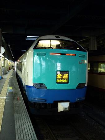 485系3000番台(金沢駅)2