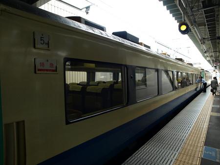 485系3000番台(富山駅)2