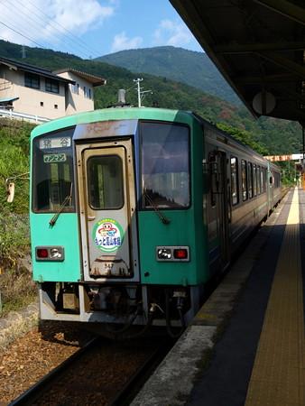 キハ120系(猪谷駅)4
