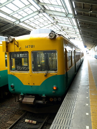電鉄富山駅10
