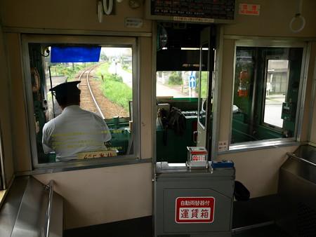 富山地方鉄道車内3