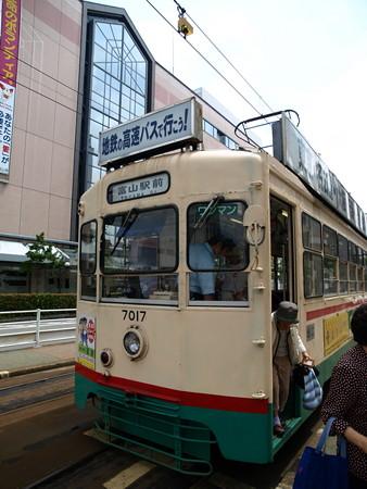 富山市内軌道線(富山駅前)1