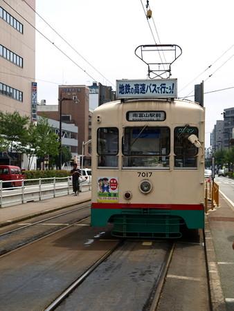 富山市内軌道線(富山駅前)3