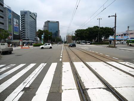 富山市内軌道線(富山駅前)4