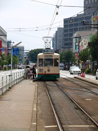 富山市内軌道線(富山駅前)5