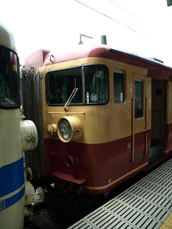 475系(富山駅)1