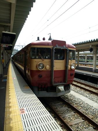 475系(富山駅)5
