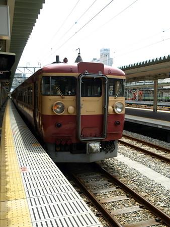 475系(富山駅)6