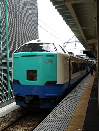 485系(富山駅)2