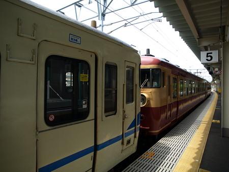 475系(富山駅)13