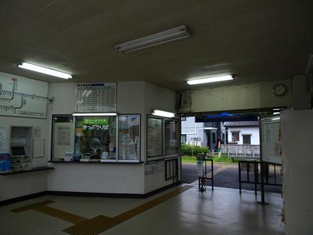 氷見駅12