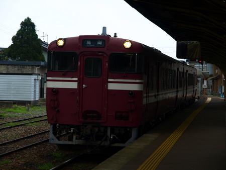 キハ47(氷見駅)2