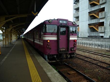 キハ47(氷見駅)5