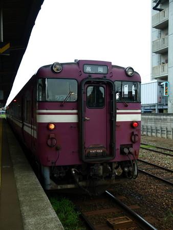 キハ47(氷見駅)6