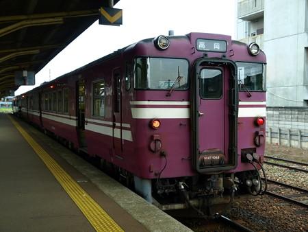キハ47(氷見駅)8