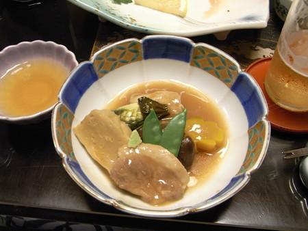 ホテルの食事9