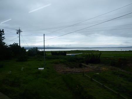 のと鉄道車窓(田鶴浜→能登中島)2