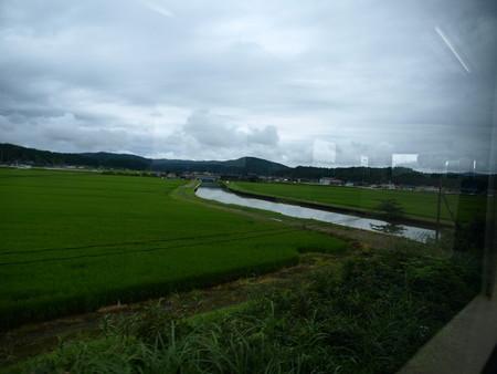 のと鉄道車窓(田鶴浜→能登中島)7