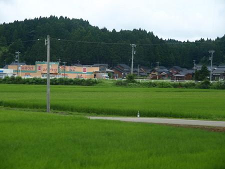 のと鉄道車窓(田鶴浜→能登中島)8