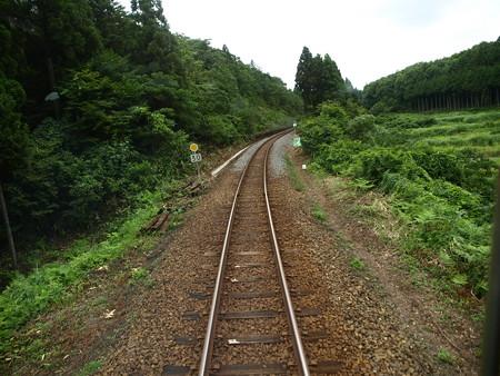 のと鉄道車窓(能登中島→西岸)7