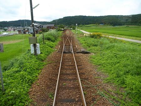 のと鉄道車窓(西岸→能登鹿島)3