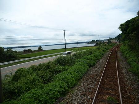 のと鉄道車窓(西岸→能登鹿島)16