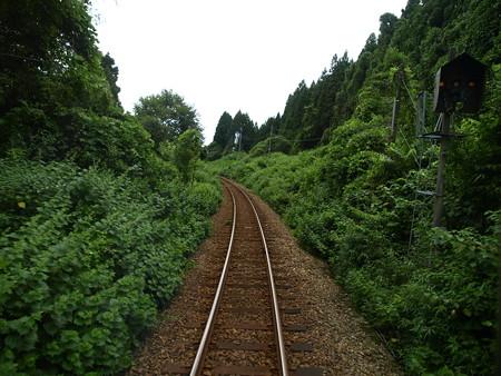 のと鉄道車窓(能登鹿島→穴水)6