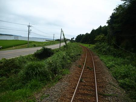 のと鉄道車窓(能登鹿島→穴水)17