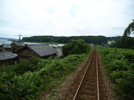 のと鉄道車窓(能登鹿島→穴水)19