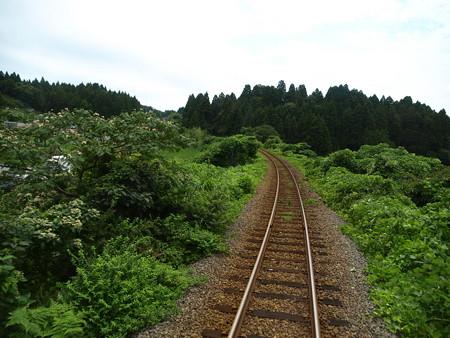 のと鉄道車窓(能登鹿島→穴水)25