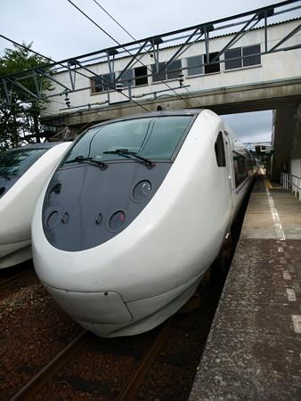681系(はくたか21号)(和倉温泉駅)2