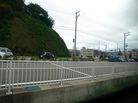 681系(はくたか21号)車窓1