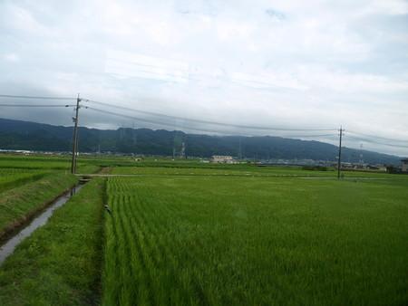 681系(はくたか21号)車窓7