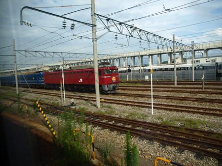681系(はくたか21号)車窓21