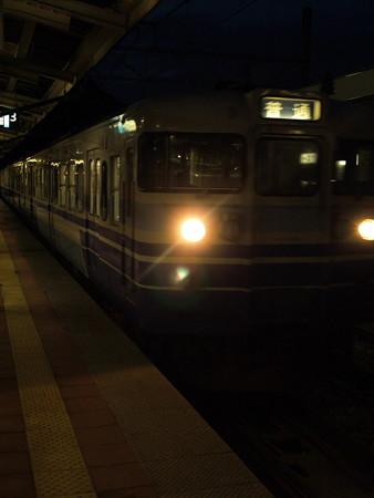 115系(越後湯沢駅)1