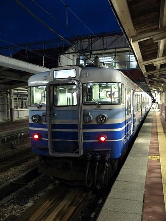 115系(越後湯沢駅)3