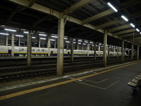 E4系(越後湯沢駅)