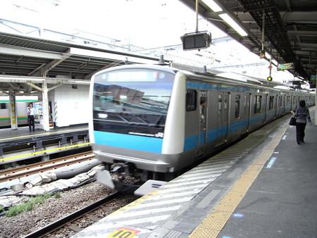 E233系京浜東北線(横浜駅)2