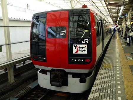 253系(横浜駅)4