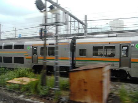 E231湘南新宿ライン車窓5