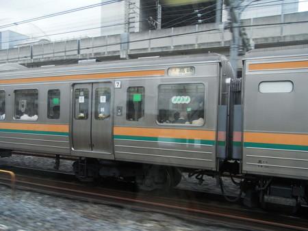 E231湘南新宿ライン車窓7