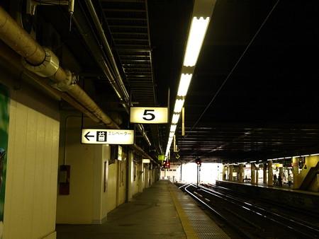 宇都宮駅5番線