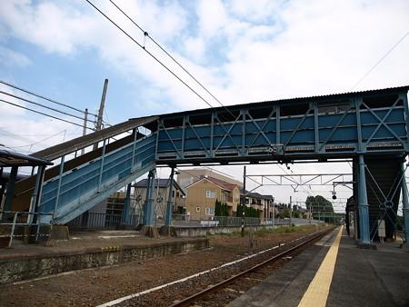 鶴田駅25