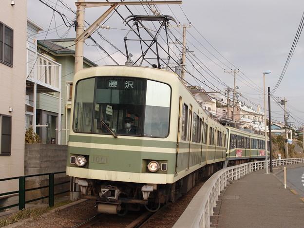 江ノ電 1001F+2002F