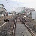 Photos: 線路が単線でござる。