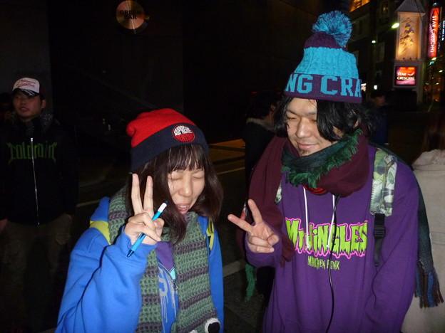 12年12月26日 MONSTRIO TOUR 2012@渋谷O-west