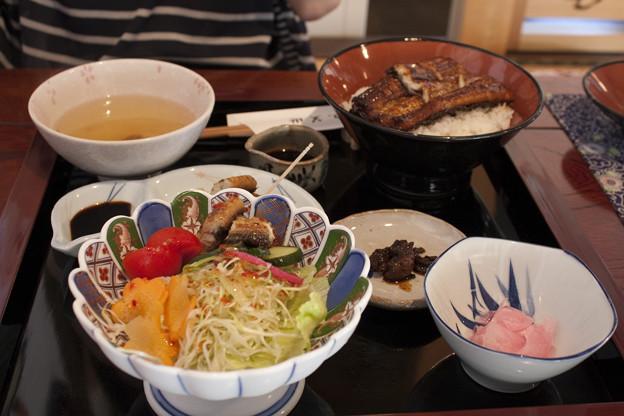 うな丼(松)