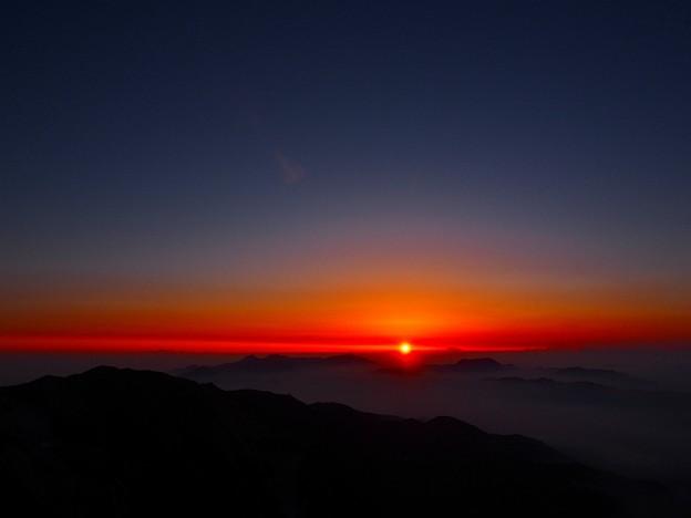 Photos: 朝の始まり