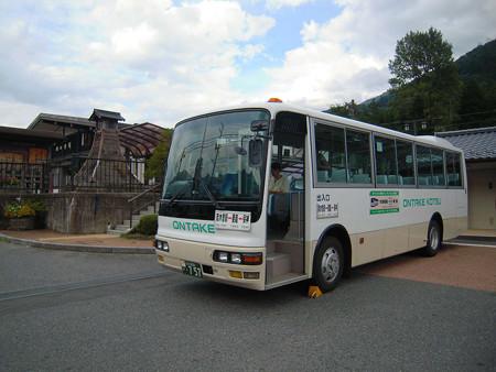 妻籠行きバスs