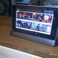 Photos: キッチンで、Nexus7+ドッキングステーション